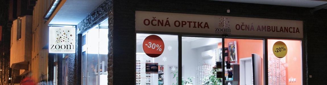 8ef32b134 Zoom zrakové centrum - Očná optika